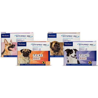 Effipro® Plus Topical Solution for Dogs