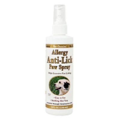 Allergy Anti-Lick Paw Spray