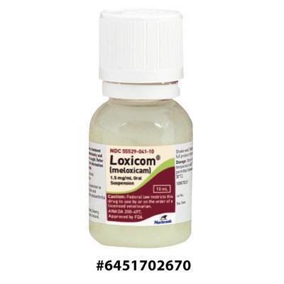 Loxicom® Oral Suspension