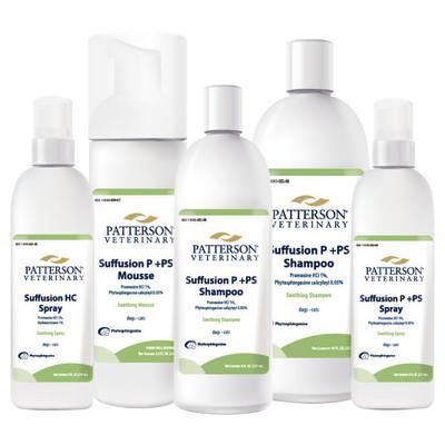 Patterson Veterinary Suffusion P + PS Shampoo