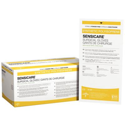 SensiCare® with Aloe Surgical Gloves