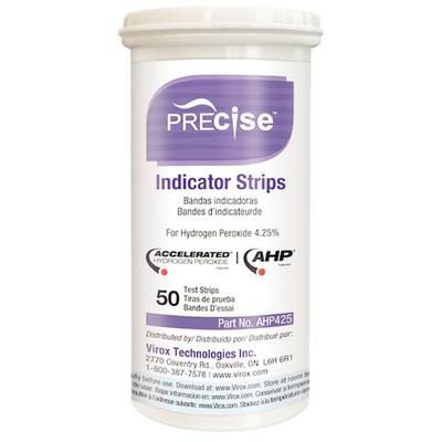 Precise™ AHP® 4.25% Indicator Test Strips
