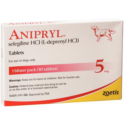Anipryl Tablets