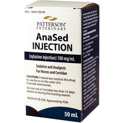 Patterson Veterinary AnaSed® Injection