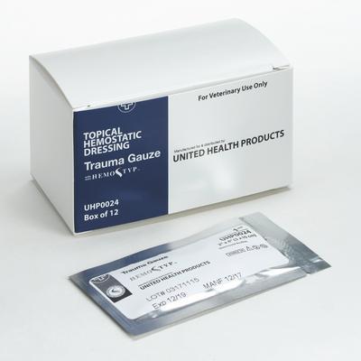 Hemostyp® Trauma Gauze Pads