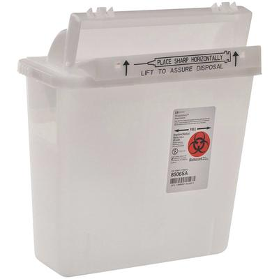 SharpSafety™ Safety In Room Sharps Container