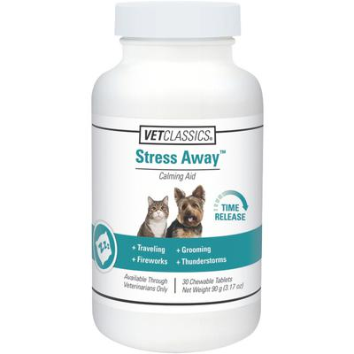Stress Away™ Chewable Tablets (for Dogs)