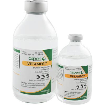 Vetameg™ (flunixin meglumine) Injection