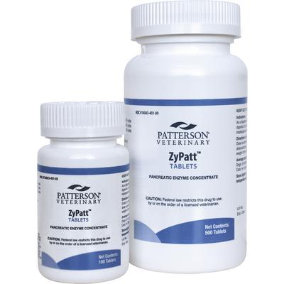 Patterson Veterinary ZyPatt™ Pancreatic Tablets