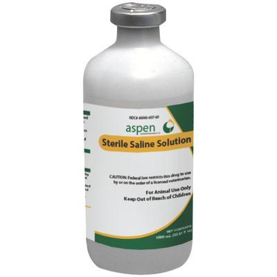 Sterile Saline Solution 0.9% (RX)