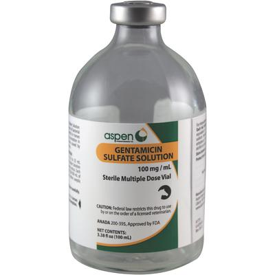 Gentamicin Sulfate Solution