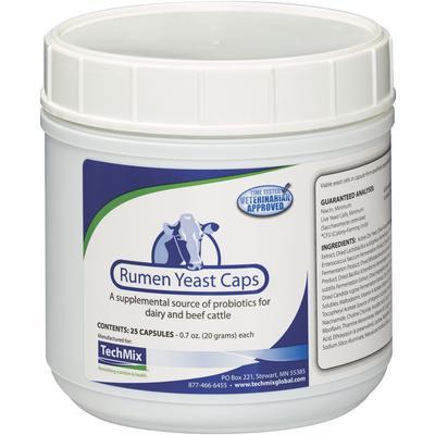 Rumen Yeast Caps Plus
