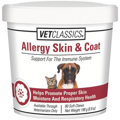 Allergy Skin and Coat Soft Chews