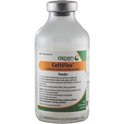 CeftiFlex® Antibiotic Injection