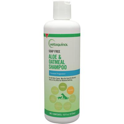 Aloe and Oatmeal Shampoo