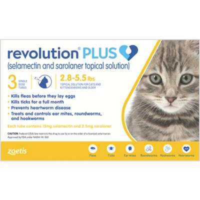 Revolution® Plus Cat