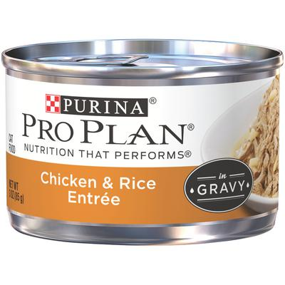Pro Plan® Savor® Adult Chicken and Rice Entrée in Gravy