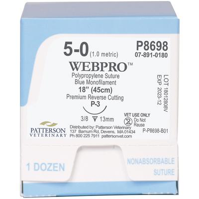 Patterson Veterinary WebPro™ Sutures