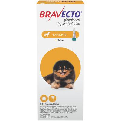 Bravecto™ Topical Solution for Dogs