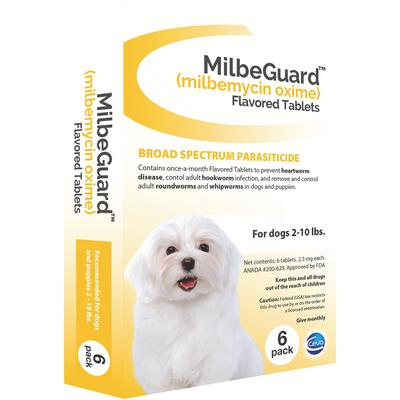 MilbeGuard™ Tablets