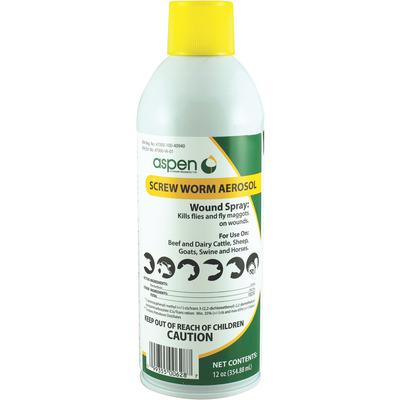 Screw Worm Aerosol
