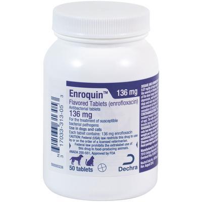 Enroquin Flavored Tablets