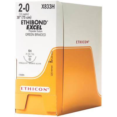 ETHICON™ ETHIBOND EXCEL® Polyester Sutures