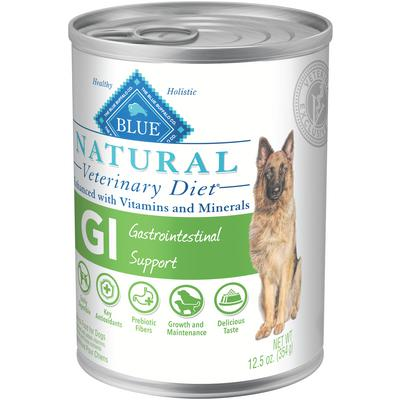 BLUE Natural Veterinary Diet® Canine GI Gastrointestinal Support