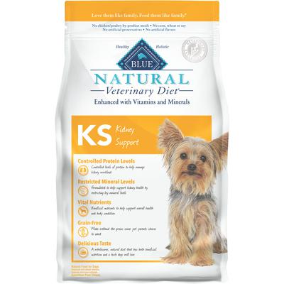 BLUE Natural Veterinary Diet® Canine KS Kidney Support