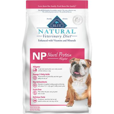 BLUE Natural Veterinary Diet® Canine NP Novel Protein Alligator