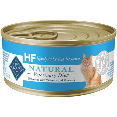 BLUE Natural Veterinary Diet® Feline HF Hydrolyzed for Food Intolerance