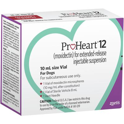 ProHeart® 12 Injectable