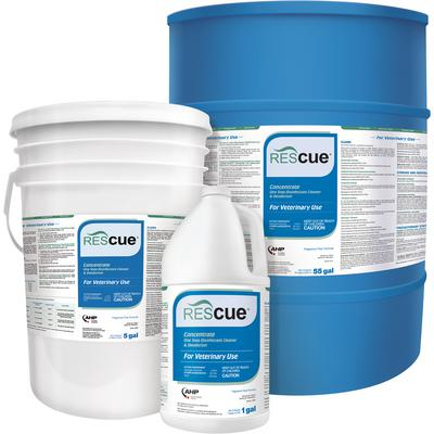Rescue™ Disinfectant Concentrate