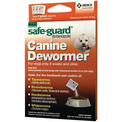 Safe-Guard® Dewormer For Dogs