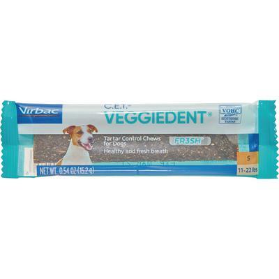 C.E.T.® VeggieDent® Fr3sh® Tartar Control Chews for Dogs