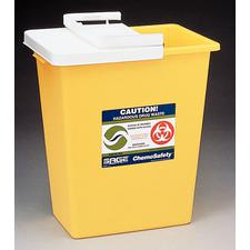 SharpSafety™ Chemotherapy Container