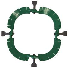 Green Autoclavable Plastic Rings