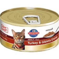 Turkey & Giblets