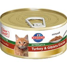 Canned - Turkey & Giblets