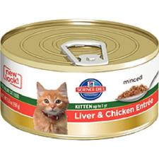 Canned - Liver & Chicken