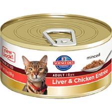 Liver & Chicken