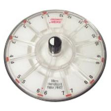 12-Place Microhematocrit Rotor
